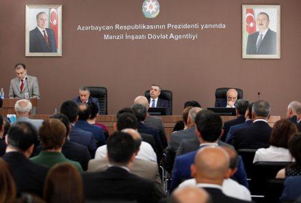 AR Prezidenti yanında Mənzil İnşaatı Dövlət Agentliyi yaradılıb